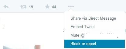 block report