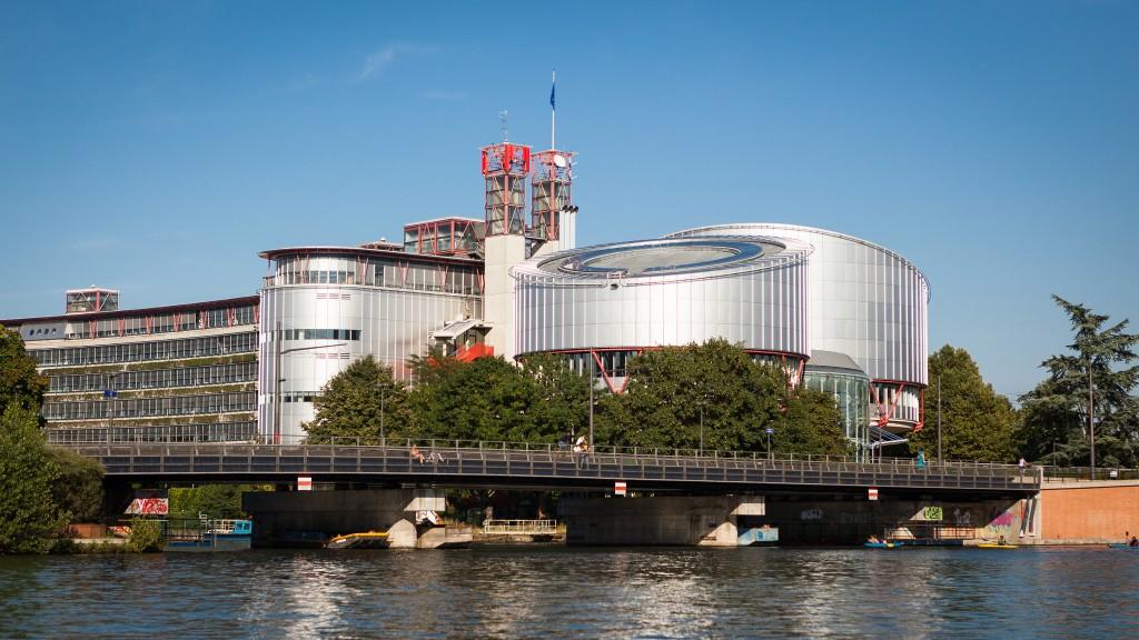 Европскиот суд за човекови права во Стразбур. Фото: LuxTonnerre, 2013